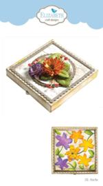 1781 - Elizabeth Craft Designs Pizza Box