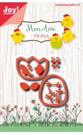 6002/1303 Joy crafts Mon Ami Fiona
