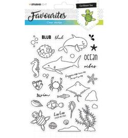 STAMPSL383 - Stamp Favourites nr. 383