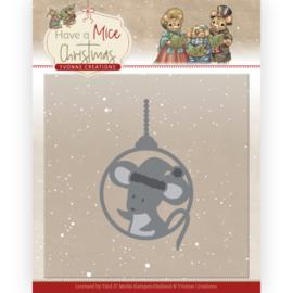 Have a mice christmas YCD10253 snijmal
