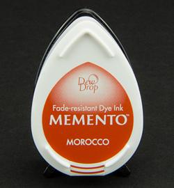 MD-201-Morocco-MEMENTO DewDrops stempelinkt