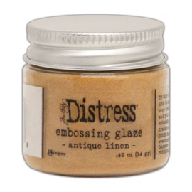 TDE70948 - Ranger • Tim Holtz Distress Embossing glaze Antique linen