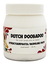870.000.000-Dutch Doobadoo- Structure Paste Smooth- 250ml
