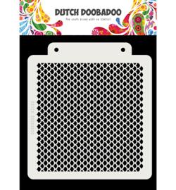 470.715.140-Dutch Mask Art Schubben-Dutchdoobadoo