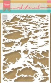 PS8032-Marianne Design-Tiny's oceaan