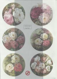 BOWOC 150-2207-UV rozen uitdrukvel