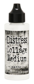 TDA73031-Ranger Tim Holtz Distress Collage Medium- Matte- 59ml Bottle