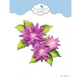 1871-Elizabeth Craft Designs- Florals 10