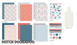 473.005.001 - Dutch Doobadoo Crafty-kit Sea