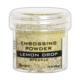 EPJ68662 - Ranger • Embossing powder speckle lemon drop