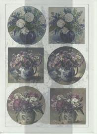 BOBO 100-3310-KN Bloemen knipvel