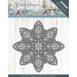 PM10140-Floral Snowflake-Precious Marieke