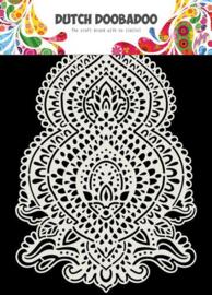 470.715.173-Dutch Doobadoo Dutch Mask Art- Diamond drop -A5