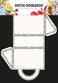 470.713.043 - Dutch Doobadoo Dutch Box Art  Aktenkoffer -A4