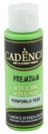 301220/0003-Cadence Premium acrylverf flouroscent groen 01 038 0003 0070 70 ml