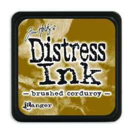 Ranger Distress Mini Ink pad - Brushed corduroy- TDP39884 Tim Holtz