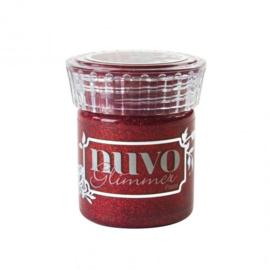 954N- Garnet red-Tonic Studios Nuvo glimmer paste