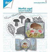 6002/1579 - Joy crafts Autumn Hedgehog