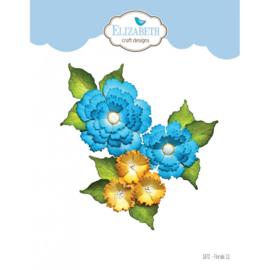1872- Elizabeth Craft Designs- Florals 11