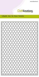 115633/0603 - Craft Emotions -  Cutting Grid dots