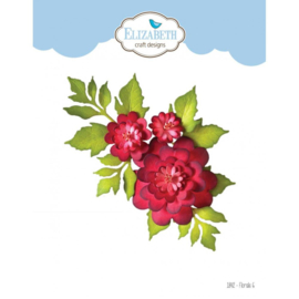 1842 - Elizabeth Craft Designs - Florals 6