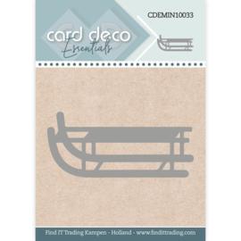 CDEMIN10033 - Card Deco Essentials - Mini Dies - Sledge