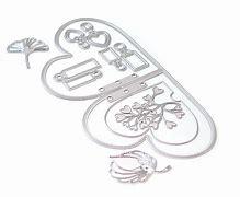 1743 - Elisabeth Craft Planner Essentias 25 Double Heart Insert