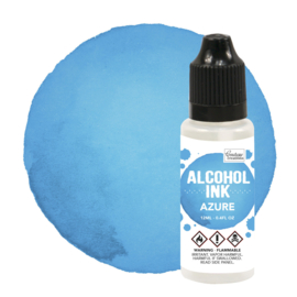 CO727300-Couture Creations Alcohol Ink Azure 12ml