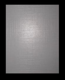 11-Me-6058-A4 wit metalic linnen