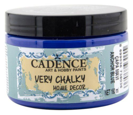 301260/0039-Cadence Very Chalky Home Decor (ultra mat) Anker blauw