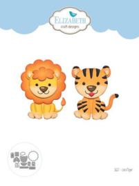 1617-lion tiger