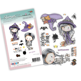 PD8088 - Polkadoodle Best Witches