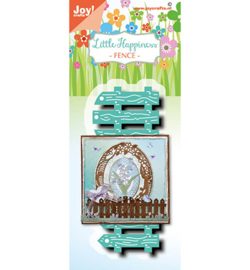 6002/1553 - Joy Crafts - Little Happiness - Fence