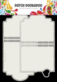 470.713.799-Dutch Doobadoo Card Art A4 Mini album set