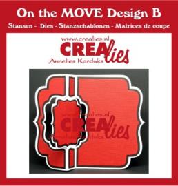 CLMOVE02-On the MOVE stansen no. 2, Design B swing along