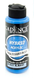 301200/0037 - Cadence Hybride acrylverf (semi mat) Konings Blauw