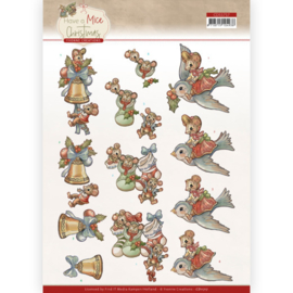 Have a mice christmas CD11717