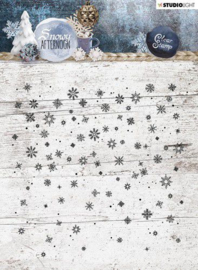 STAMPSA401 - Studio Light Snowy Afternoon clear stamp 401