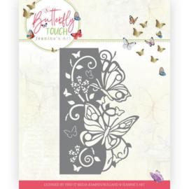 JAD 10119  DIES Jeanine's art Butterfly touch