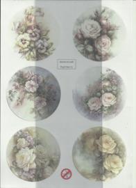 BOWOC 150-2211-UV bloemen uitdrukvel