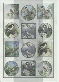 BOBO 100-3314-KN Vogels