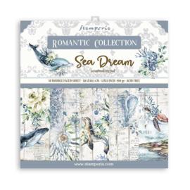 SBBL87-Stamperia Romantic Sea Dream-30,5x30,5cm