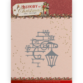 ADD10249 DIES AMY DESIGN HISTORY OF CHRISTMAS