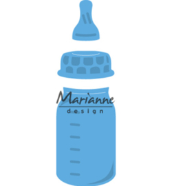 LR0575 - Marianne Design Baby Bottle