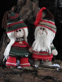 69040/039-Haakpakket Funny Gnoomy set Christmas