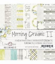 CC-ZPD-MD02-01 - Craft O'Clock Morning Dreams 2