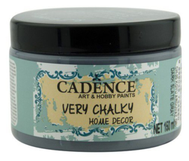 301260/0020-Cadence Very Chalky Home Decor (ultra mat) Donker leigrijs