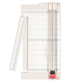 """2207-108-Vaessen Papiersnijder + riller 30,5x15,2cm - 12x6"""""""