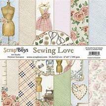 Scrapboys - Sewing Love