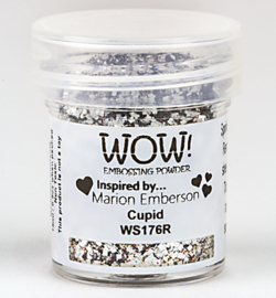 WS176R-Cupid-Embossing Glitter-15ml